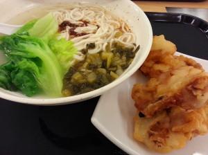 1114 上海排骨雪菜麪